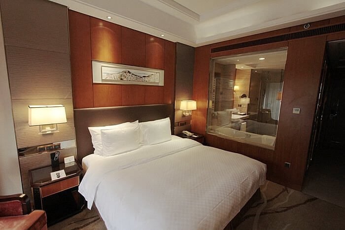 Gubei Water Town Hotel Standard Room