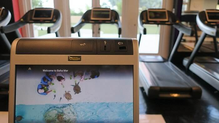 ESPA Fitness Center Grand Hyatt Baha Mar