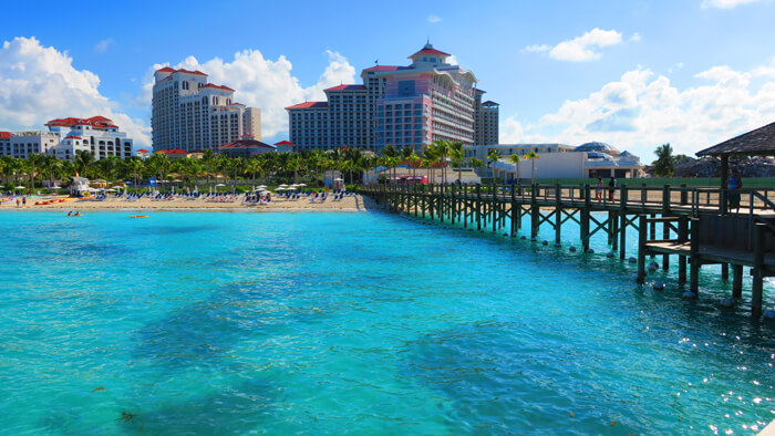 Grand Hyatt Baha Mar weekend getaways