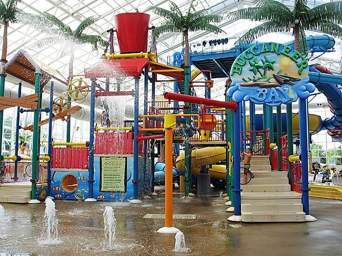 Big Splash Adventure, French Lick, Indiana