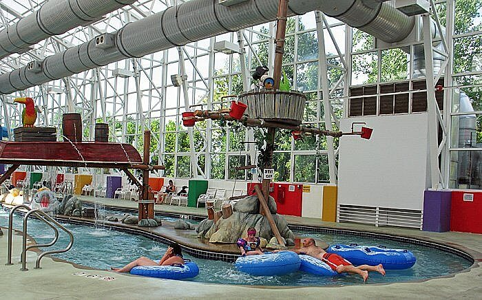 Big Splash Adventure and Indoor Water Park, French Lick, Indiana