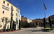 hyatt regency sonoma wine country hotel, downtown santa rosa hotel, santa rosa railroad square hotel, pet-friendly santa rosa hotel