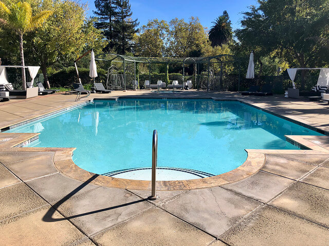hyatt regency sonoma wine country swimming pool