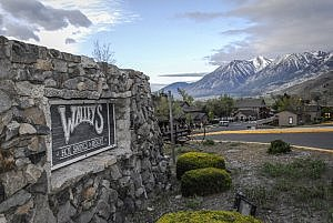 David Walley's Hot Springs Resort is the Classic Carson Valley Sleepover