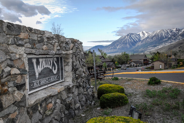 Walley's Hot Springs Resort Nevada
