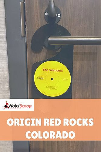Origin Red Rocks Golden Colorado #originlife #hotelreview #hotelscoop