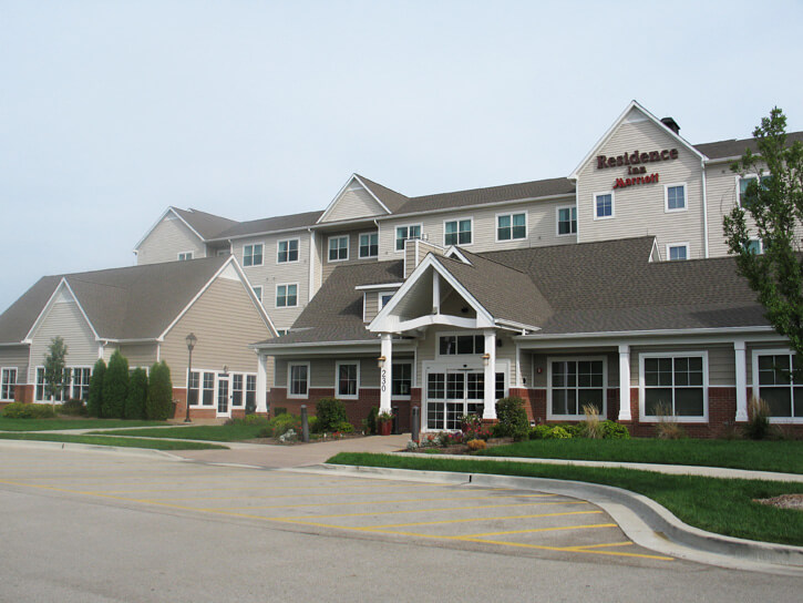 Residence Inn by Mariott, Decatur Forsyth, Illinois (Photo by Susan McKee)