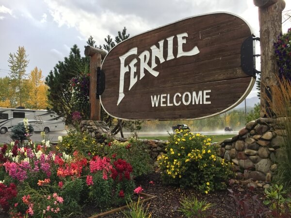 Welcome to Fernie, BC, Canada