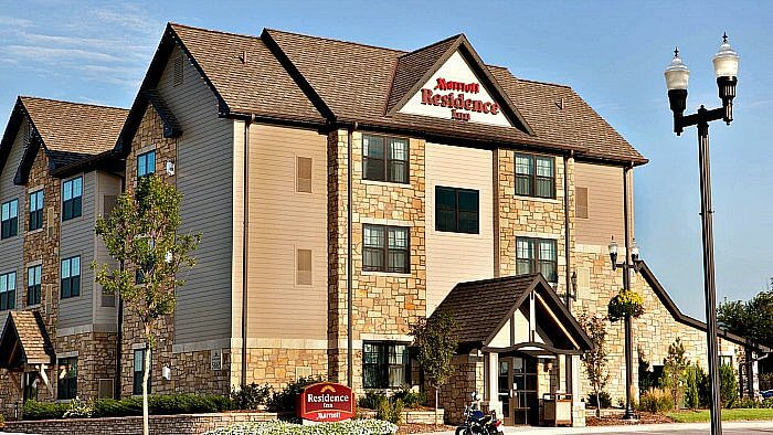 Residence Inn Lincoln South exterior Nebraksa