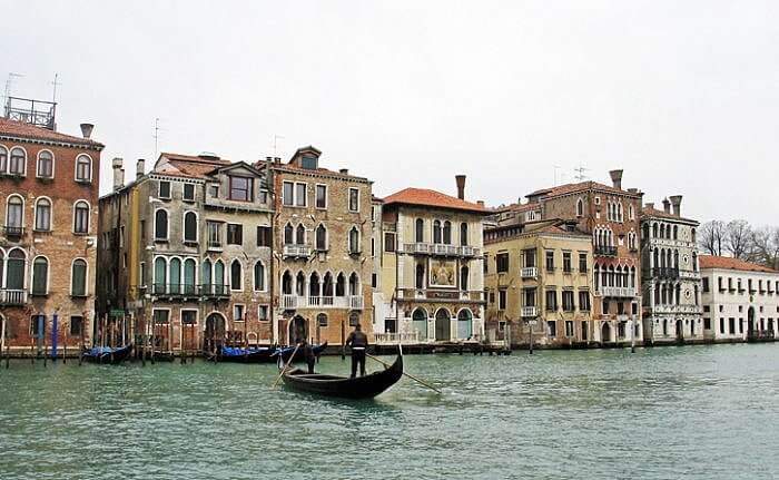 Grand Canal, Venice, Italy (Photo by Susan McKee)