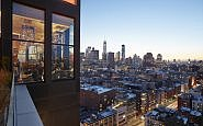 cloudM citizenM Bowery rooftop