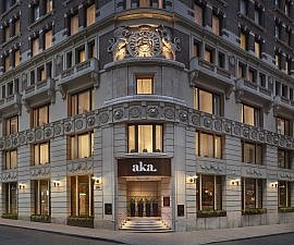 AKA Wall Street, New York City