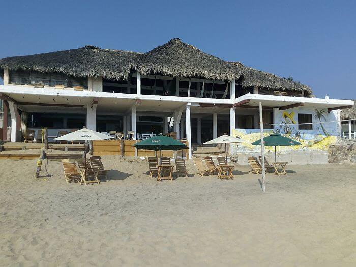 beachview at Lyoban Hostal