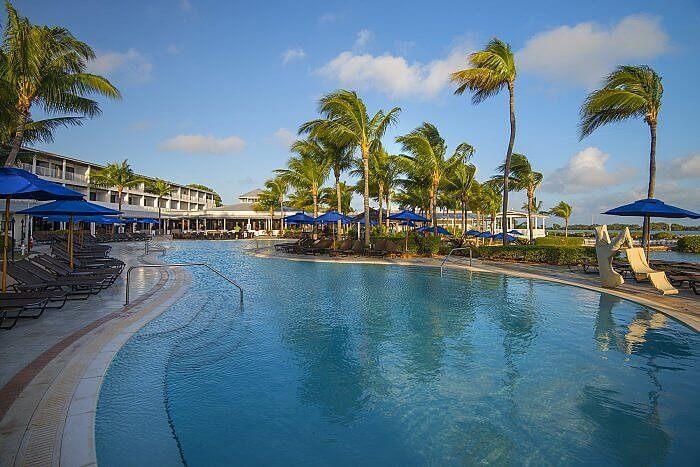 Main Pool Hawks Cay Resort