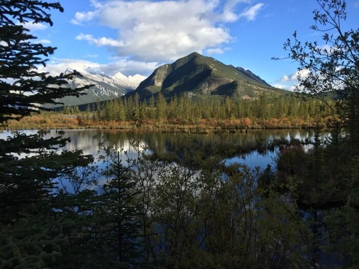 Vermillion Lakes Road, Banff National Park