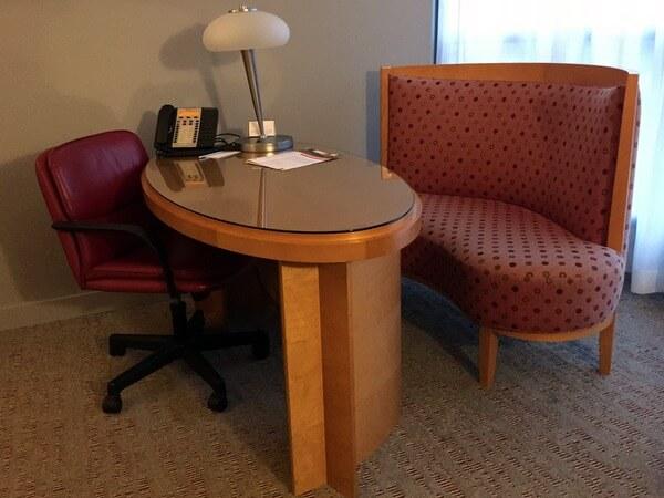 Guest room, Brookstreet Hotel, Ottawa, Ontario, Canada