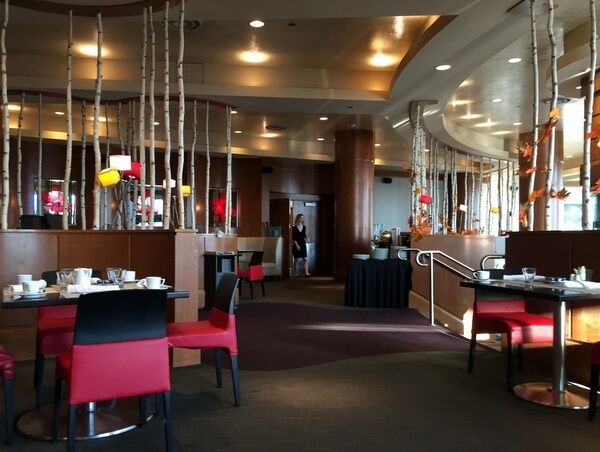 Restaurant, Brookstreet Hotel, Ottawa, Ontario, Canada