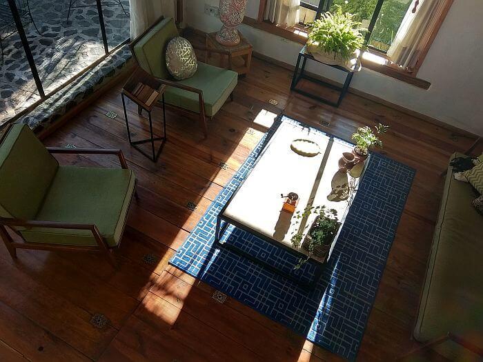 Canto de Aves living room