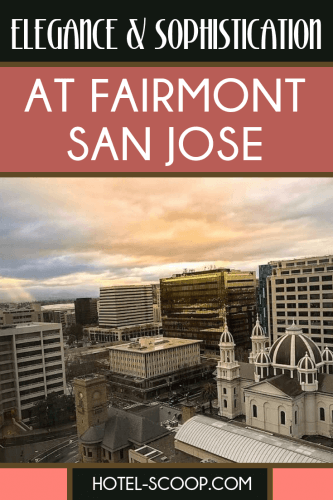 The Fairmont brand of hotels has a well-deserved reputation for sophistication and old-world elegance, and the San Jose location is no exception. Read the review.