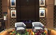 Lobby, Mount Royal Hotel, Banff, Alberta, Canada