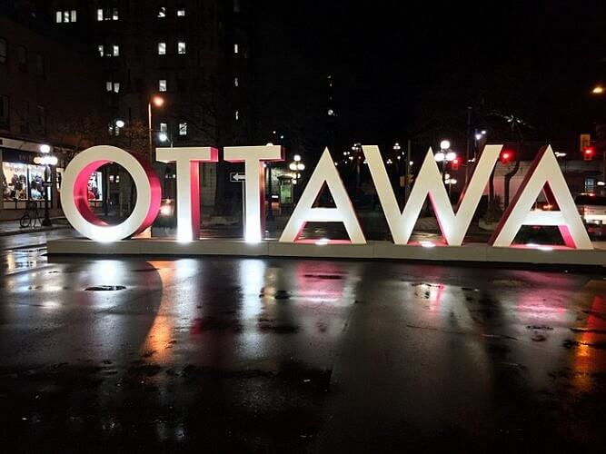Welcome to Ottawa