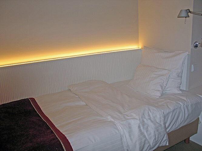 Single Room, Hotel Victoria, Freiburg, Germany