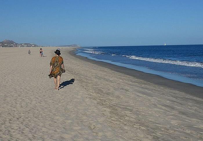 San Jose del Cabo beach