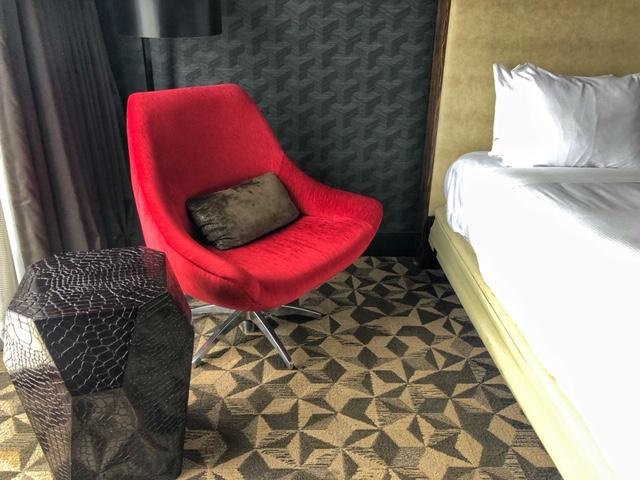 chair at miami hilton
