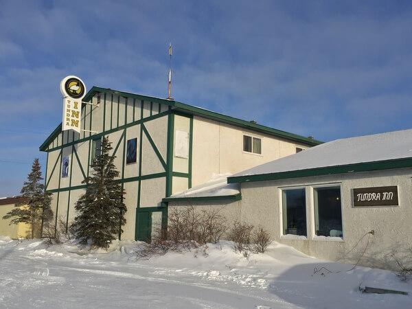 Tundra Inn, Churchill, Manitoba Canada