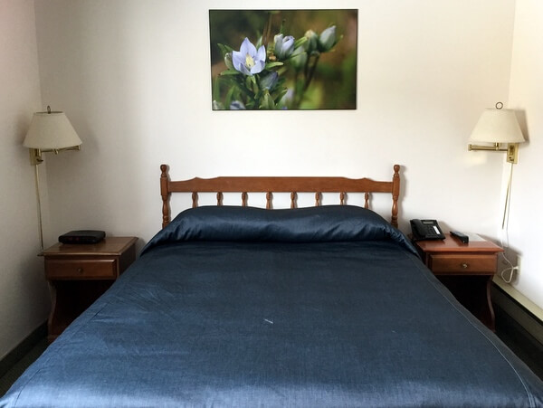 Guestroom, Tundra Inn, Churchill, Manitoba Canada