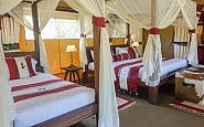 Mara Bush Camp - Private Wing: An Oasis of Intimate Luxury in the Masai Mara