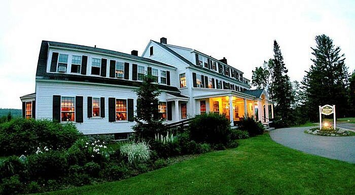 Franconia Inn in New Hampshire