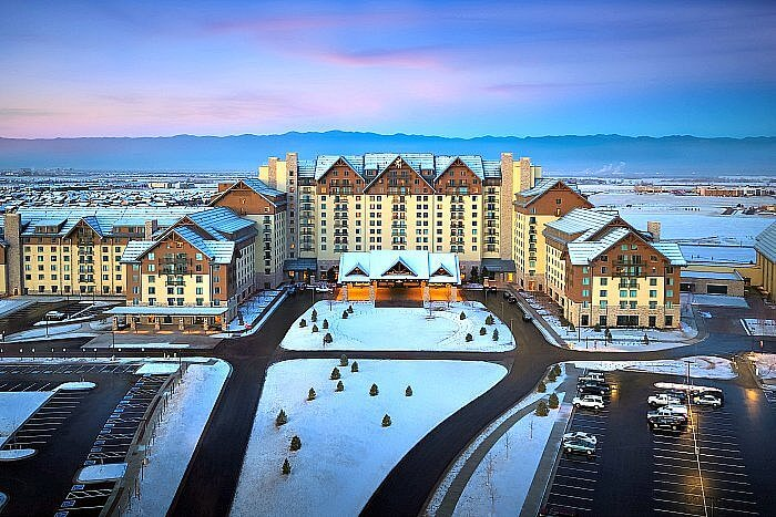 Photo Credit: Gaylord Rockies Resort, Denver, Colorado