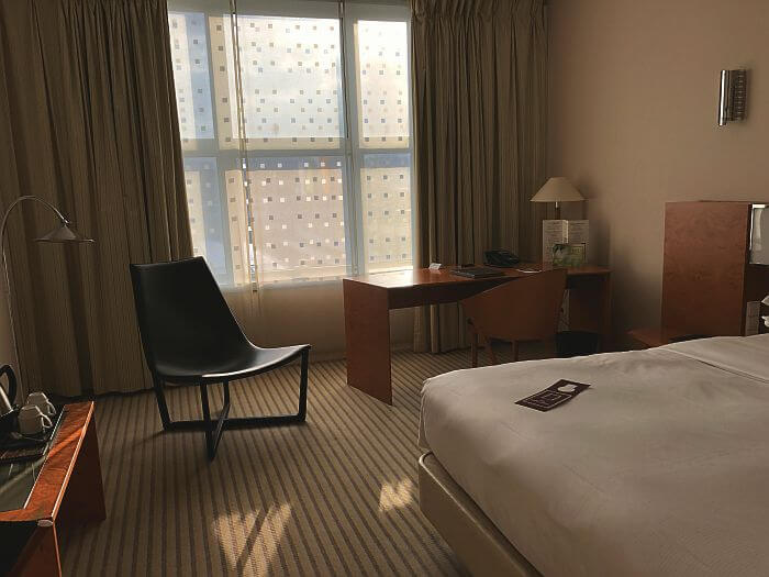 Hilton Munich Airport guestroom