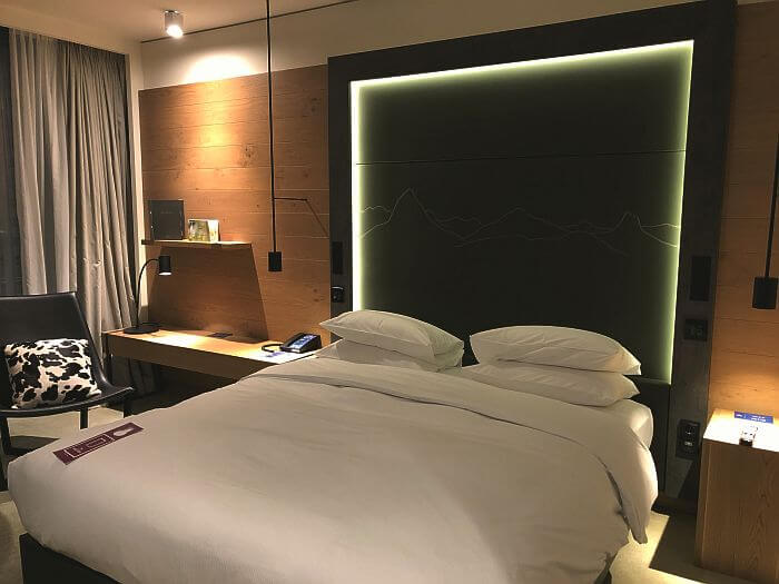Hilton Munich Airport Executive Room in North Wing