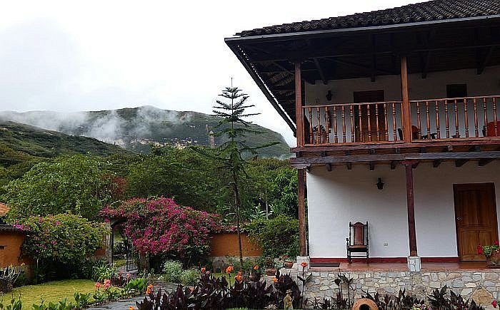 Casa Hacienda Achamaqui exterior
