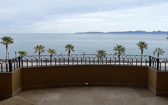 La Milsion Hotel Loreto Baja Mexico