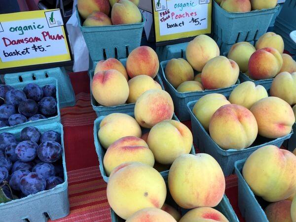 Penticton Farmers Market, Penticton BC Canada