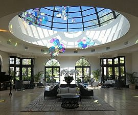 Alfond Inn at Rollins College Winter Park Florida