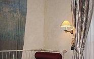 Daybed, Algila Hotel, Ortigya, Syracuse, Sicily, Italy (Photo bySusan McKee
