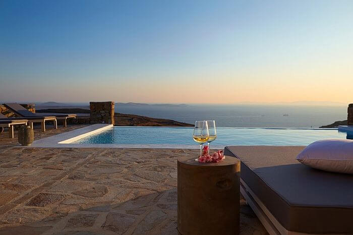Mykanos villas for rent luxury retreats
