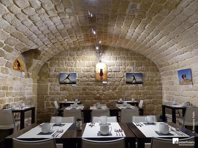 Hotel Elysees Regencia Cafeteria