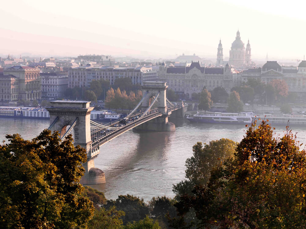 Feel like Royalty at The Great Gresham Palace – the Pearl of the Danube
