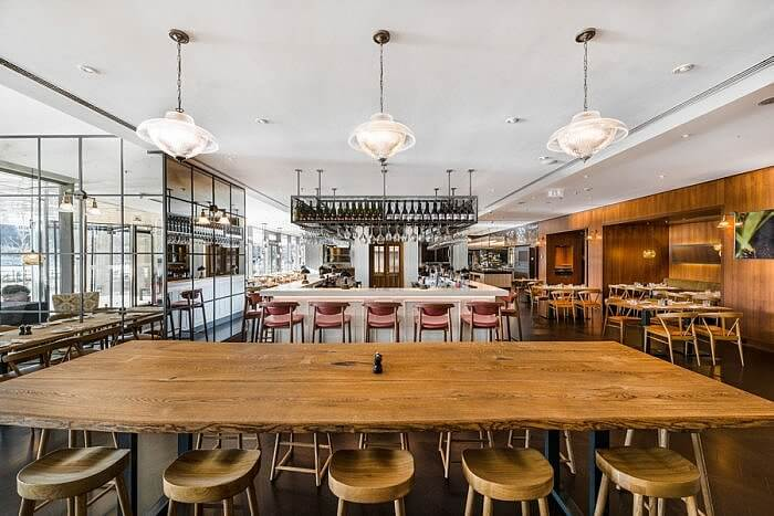 Newly Renovated And Re Imagined Central >> Re Imagined Budapest Marriott Hotel Lauds Duo Celebrations