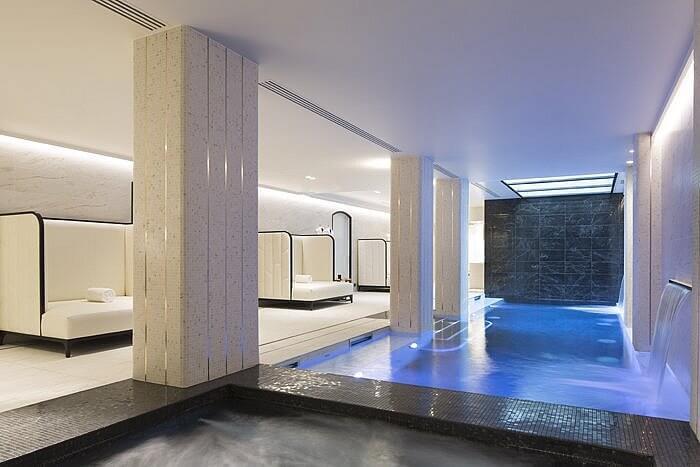 Long Pool, Spa at Le Narcisse Blanc Hotel