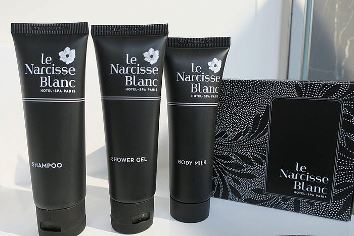 Exclusive toiletry products