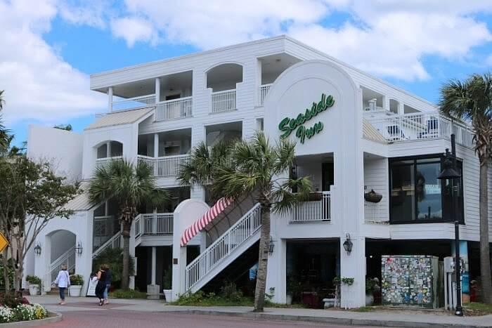 Seaside Inn, Isle of Palms, SC: Beach and History Combo