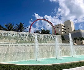 grand park royal luxury cancun, all inclusive 5 star cancun resort, 5 star all-inclusive in quintara roo cancun