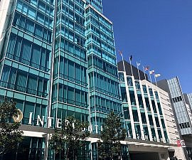 intercontinental san francisco hotel, leed hotel near moscone center, luxury intercontinental san francisco hotel