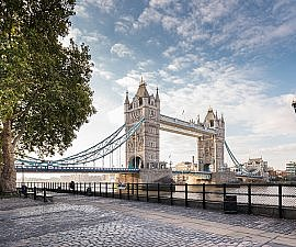Tower Bridge, London, England (Photo courtesy of Photos.London)